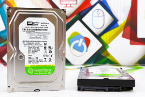 HDD 500GB WD GEEN 3,5'' 6GB/s