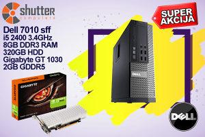 SUPER AKCIJA - Dell 7010 i5 - GT1030 - GT 1030