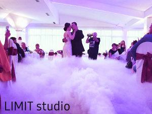 Niski dim - ples po oblacima