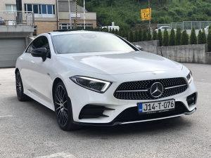 Mercedes-Benz CLS 350 AMG 4 matic