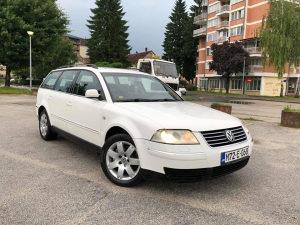 VW Passat 5+ Tdi higline xenon top stanje