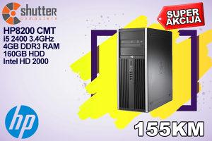 HP 8200 Desktop PC i5 2Gen.