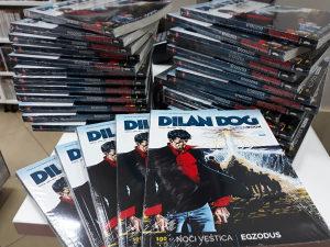 Dilan Dog Superbook 49 / VESELI ČETVRTAK