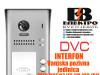 Interfon DVC pozivna jedinica sa tri tipke IP54