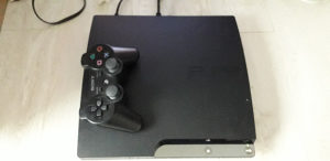 PS3 Playstation Slim Cipovan 20igara