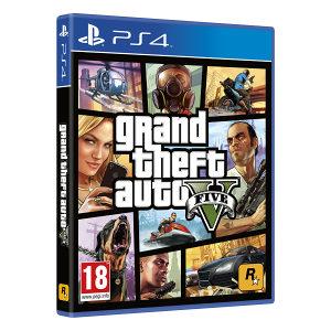 Grand Theft Auto V (PlayStation 4 PS4) GTA 5