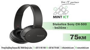 Slušalice SONY CH500 - bežične
