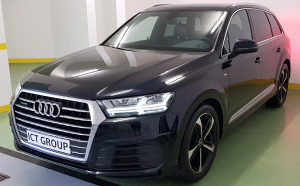 AUDI Q7 3.0 TDI S LINE EXCLUSIVE 7 SJEDISTA MODEL 2016