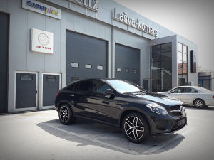 Mercedes-Benz GLE 350 d 4M Coupe