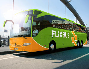 Vaucer za Flixbus