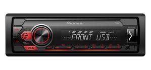 Pioneer Auto Radio USB / AUX/ 4x50w MVH-S120UB