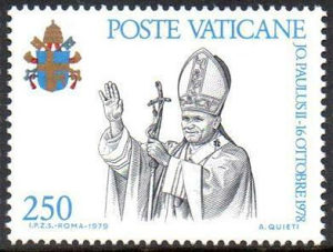 VATICAN 1979 - Poštanske marke - 01825 - ČISTE