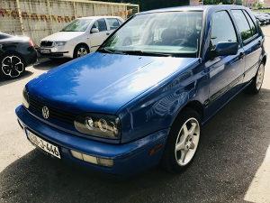 Vw Golf 3 Benzin 1.8 66 kw 1996*Reg*Rata