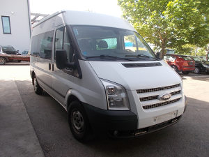 Ford Transit 2.2 TDCI 2012