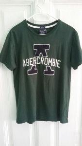 Muska majica - Abercrombie & Fitch - M