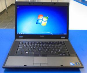 Dell latitude E5510-intel i5