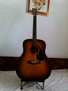 akusticna gitara YAMAHA F310P TBS