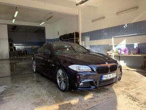 BMW 5 F10 M SPORT PAKET 520d 135 KW AUTOMATIK