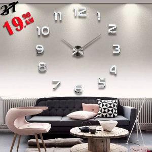 Sat 3D dekorativni zidni, moderni satovi