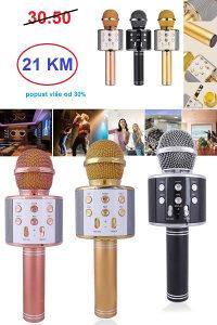 KARAOKE bežični Bluetooth mikrofon