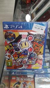 Super Bomberman R (PS4)