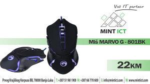 Miš MARVO G-801BK