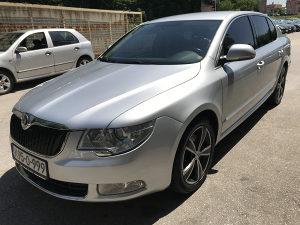 Škoda SuperB 2.0 tdi 125 kw 2010*Reg*Zastita