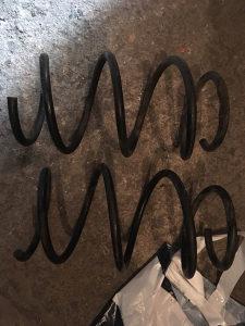 Opruge prednje BMW 5 E39