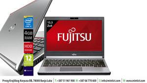 Laptop Fujitsu Lifebook E734
