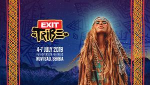 Ulaznica za EXIT Festival 4.7.19. - 7.7.19. - Četverodnevna