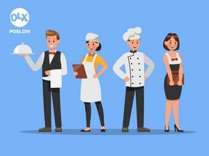 Posao - Pomoćni kuvar za rad u restoranu u Crnoj Gori