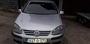 Volkswagen Golf 5 1.9 tdi reg do 11mjeseca 77kw