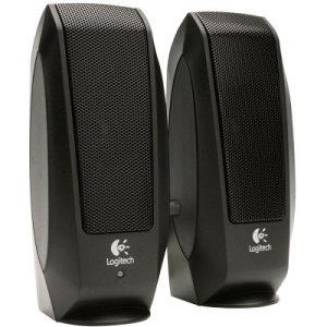 LOGITECH Audio System 2.0 S120 - Business EMEA - BLACK