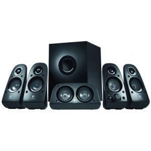 LOGITECH Audio System 5.1 Z506 - EMEA 2Yr
