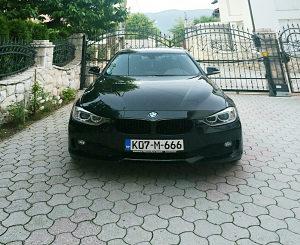 BMW f30 2.0D 184ks Moguca je zamjena uz vasu doplatu