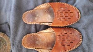 Stare papuče antikvitet prije drugog svijetskog rata