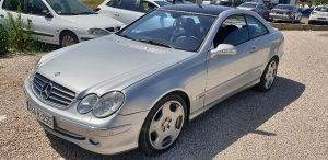 Mercedes-benz CLK 320 Facelift ///AMG 2004 *akcija*