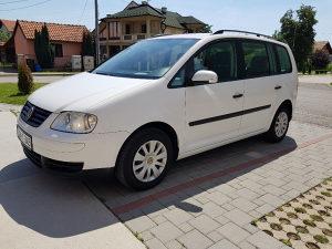 Volkswagen Touran tek registrovan