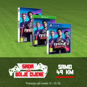FIFA 19 (PlayStation 4 PS4 / Xbox One)