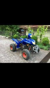 Cetverotockas ATV 150ccm