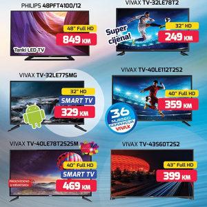Televizori LED LCD TV Akcija Univerzalno.com