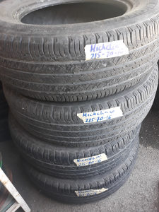 Michelin 215 70 16.4kom.5mm.god 2010
