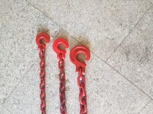 Kovani lanac za trupce