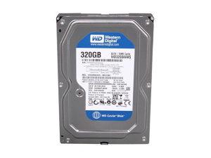 WD BLUE 320GB HARD DISK / HDD SATA 3 ZA PC