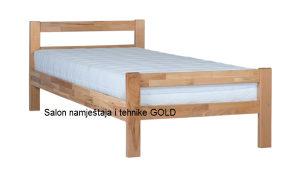 Krevet samac RAVNI A