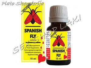 Španska mušica afrodizijak / Erotska sexy pomagala