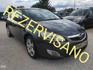 Opel Astra 1.3 cdti 70kw