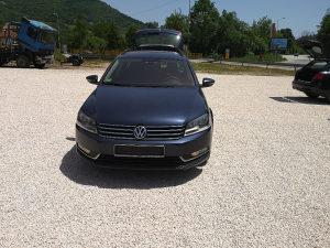 Volkswagen Passat 2013god uvoz njemacka TOP