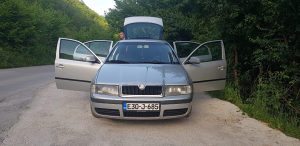 ŠKODA OCTAVIA 1.9 TDI 2002 REG. DO 08/2019