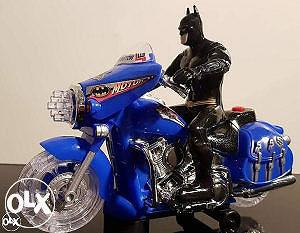 Betmen na motoru
